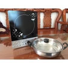 Bếp từ đơn cảm ứng cao cấp panasonic PT-598 ( tặng nồi ) - Bếp từ Pana - Bếp  điện kết hợp Nhãn hàng No Brand