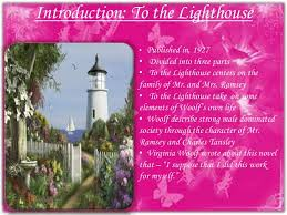 feministic study of mrs ramsey and lily briscoe in to the lighthouse  beauvoir 5 introduction to the lighthouse