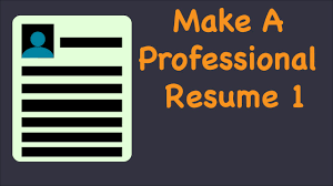 Professional Resume Cover Letter 1 Installing Latex Youtube