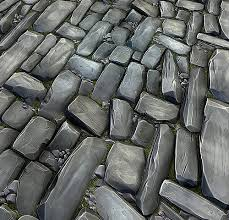 cobblestone floor texture. Stone Floor Texture Pack 3d Model Low-poly Obj Fbx 1 Cobblestone
