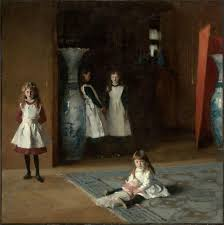 the daughters of edward darley boit by john singer sargent american 1882 museum of fine arts boston