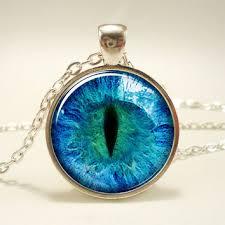 dragon eye necklace third eye jewelry evil eye pendant 1134s1in