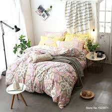 duvet covers vintage vintage country india style bedding set girls duvet covers bed sheet linen queen