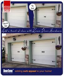 it s the little things that matter your garage door is one of the biggest surfaces
