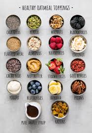Calories per serving of basic overnight oats. Healthy Overnight Oats Easy Vegan The Simple Veganista