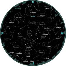 What Is A Star Chart Star Constellations Facts About Constellations