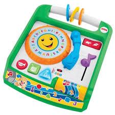 Интерактивная <b>развивающая игрушка Fisher</b>-<b>Price</b> Смейся и ...