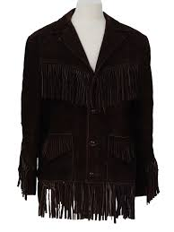 1960 s bufalo mens hippie suede leather fringe jacket 125 00 not in stock item no 196898 mm9221