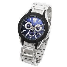 brand shop axes rakuten global market versace versace watch versace versace watch watch men s versace watch men s versace m8c99d282s099 character chrono watch watch silver