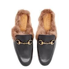 open box gucci princetown leather slipper size 6