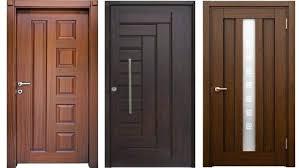 wood entry door home house idea spectacular top modern wooden door designs for home solid wood