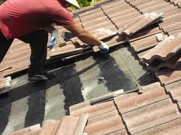 How To Temporarily Repair A Leaking Felt Roof?