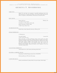 Resume In Usa Format Best Of Sample Resume Format For Usa Jobs