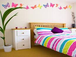 teenage bedroom wall designs. Bedroom, Excellent Decorate Teenage Girl\u0027s Bedroom Ideas  Ikea With Drawer And Butterflies Teenage Bedroom Wall Designs N