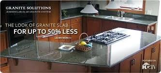 granite tile countertop kits with kitchen options modular tiles diy