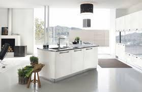 Kitchen:25+ Minimalist Kitchen Design Interior Inspiration Sleek Kitchen  With Stainless Sink Also Glossy