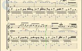 don t fear the reaper sheet music guitar dont fear the reaper blue oyster cult sheet music