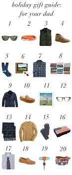 holiday gift guide for your dad
