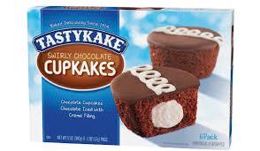 Swirly Cupcakes Tastykake