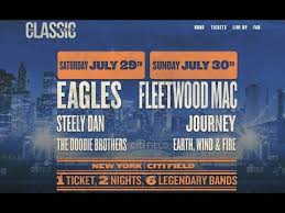 The Classic East Tour Citi Field New York City