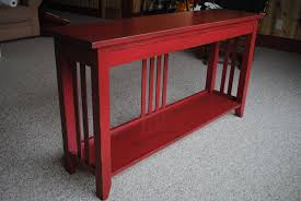 sofa table plans. X Sofa Table Plans H
