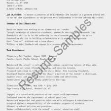 Long Term Substitute Teacher Resume Custom 48 Quirky Duties Of A Teacher For Resume Sierra