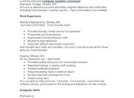Basic Skills For Resume Basic Skills For Resume From What To Put Interesting Basic Skills For Resume