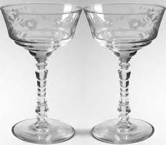 Libbey Glassware Patterns