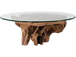 Round glass top Tempered Glass Arboles Round Glass Top Root Ball Coffee Table Kt34066 Star Furniture Living Room Arboles Round Glass Top Root Ball Coffee Table