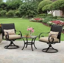 Better Homes and Garden Carter Hills Outdoor Conversation Set