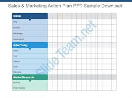 Social Media Marketing Action Plan Template - Best Market 2019