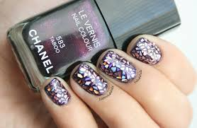 Shattered Glass Nail Art -Hottest Fashion Trend Of The Season ...
