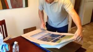 Vinyl Kitchen Cabinet Doors How To Wrap A Cabinet Door Rm Wraps Youtube