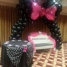 Minnie Mouse Baby Shower Decorations Minnie Mouse Polka Dots Baby Shower Party Ideas Polka Dots