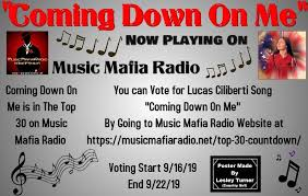 Vote for Lucas on Music Mafia Radio by... - Lucas Ciliberti USA | Facebook