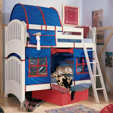 bunk bed tent with stairs