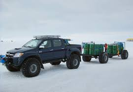 ❦ Arctic Trucks modded Toyota HiLux(probably an '08 model) with ...