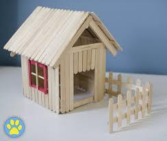 popsicle stick bird house uncategorized plan sensational with for rustic pop stick house plan ideas