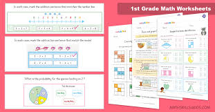 6th grade math worksheets solving for x new collection of math. First Grade Math Worksheets Pdf Free Printable 1st Grade Math Worksheets