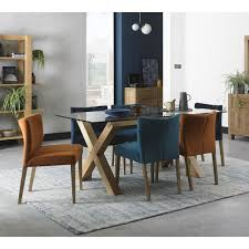 contemporary turin light oak furniture