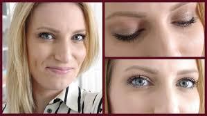 super simple 2 minute eye makeup look