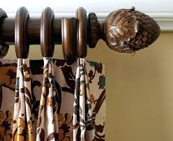 wooden curtain rods kirsch decorative wood dry hardware kirsch wood poles dry rods direct white wood