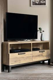 Light Wood Corner Tv Unit Next Bronx Light Corner Tv Stand Natural In 2020 Corner