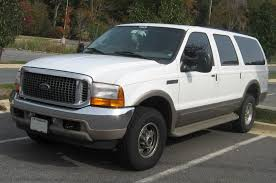 2006 F150 Towing Capacity Chart Ford Excursion Wikipedia
