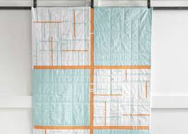Making Modern Quilts: 4 Free Modern Quilt Patterns | Quilt modern ... & Making Modern Quilts: 4 Free Modern Quilt Patterns Adamdwight.com