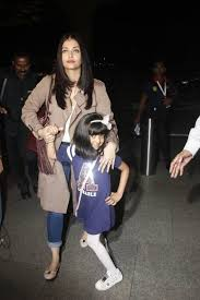 aishwarya rai flies to cannes with her daughter aaradhya
