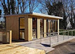 Garden shed office Modern Style Garden Offices Pcrescuesite Garden Sheds And Log Cabins Skinners Sheds