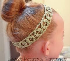 Crochet Flower Pattern For Headband Adorable 48 Quick And Easy Crochet Flower Headband Patterns