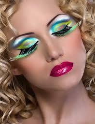 1 crazy eye makeup