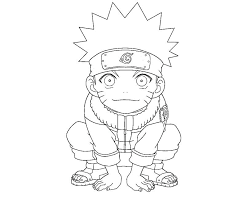 Naruto Coloring Pages Campzablaceinfo